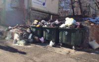 крупногабаритных бытовых отходов